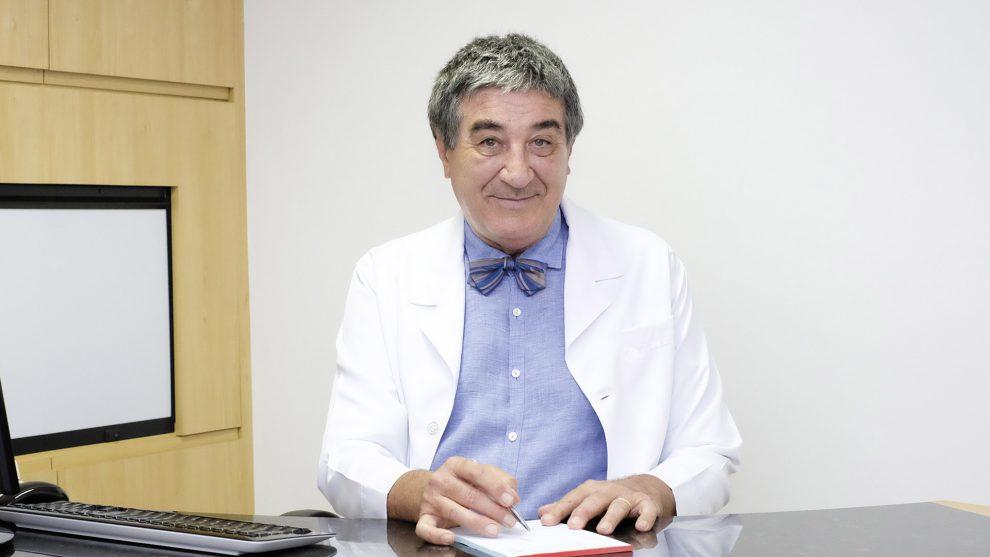 Consultório de Francis Jean Jacques Darvenne