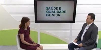 Dra. Fátima dá detalhes sobre o Diabetes em entrevista para o Canal do Produtor TV, um canal do Sistema CNA/SENAR